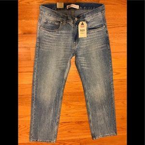 Levi's 505 Jeans Size 16
